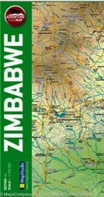 ZIMBABWE MAPA SAMOCHODOWA 1:1 200 000 MAPSTUDIO