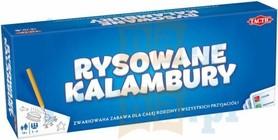 RYSOWANE KALAMBURY  gra + plansza  TACTIC