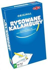RYSOWANE KALAMBURY travel Wersja Podróżna gra  TACTIC