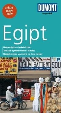 EGIPT przewodnik turystyczny DUMONT