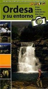 ORDESA Y SU ENTORNO AINSA- BOLTANA - VALLE DEL ARA - ALTO CINCA mapa turystyczna 1:60 000 ALPINA EDITORIAL