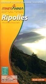 RIPOLLES ITINERANNIA mapa 1:50 000 ALPINA