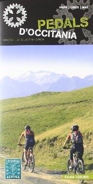 OKSYTANIA NA ROWERZE  mapa rowerowa 1:50 000 ALPINA