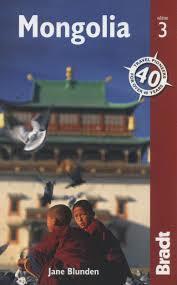MONGOLIA przewodnik BRADT 2014