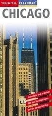 CHICAGO plan miasta laminowany 1:12 000 KUNTH