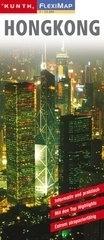 HONG KONG laminowany plan miasta 1:15 500 KUNTH
