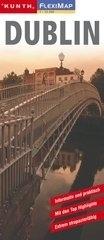 DUBLIN laminowany plan miasta 1:12 500 KUNTH