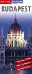 BUDAPESZT laminowany plan miasta 1:12 500 KUNTH
