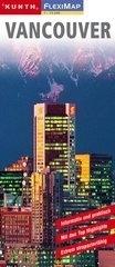 VANCOUVER laminowany plan miasta 1:12 500 KUNTH