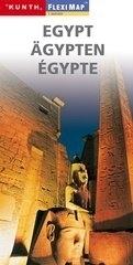 EGIPT laminowana mapa samochodowa 1:825 000 KUNTH