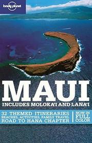MAUI MOLOKAI LANAI przewodnik LONELY PLANET