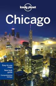 CHICAGO  przewodnik LONELY PLANET