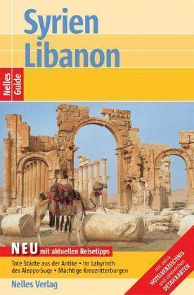 SYRIA LIBAN przewodnik NELLES