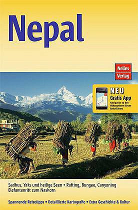 NEPAL przewodnik NELLES