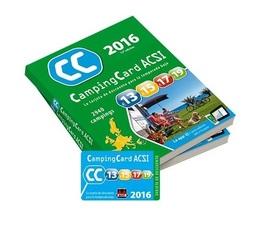 CAMPING CARD 2016 przewodnik ACSI