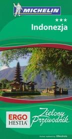 INDONEZJA Zielony Przewodnik przewodnik MICHELIN