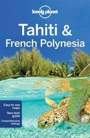 TAHITI I POLINEZJA FRANCUSKA przewodnik turystyczny LONELY PLANET