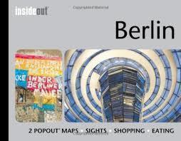 BERLIN INSIDEOUT mapa/ przewodnik POPOUT