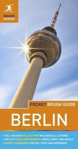 BERLIN przewodnik POCKET ROUGH GUIDES 2014