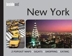 NOWY JORK mapa/ przewodnik POPOUT