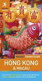 HONG KONG I MACAU przewodnik POCKET ROUGH GUIDES
