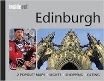 EDYNBURG mapa/ przewodnik POPOUT