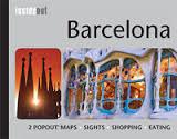BARCELONA mapa/ przewodnik POPOUT
