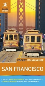 SAN FRANCISCO przewodnik POCKET ROUGH GUIDES
