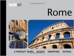 RZYM mapa/ przewodnik POPOUT