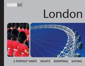 LONDYN mapa/ przewodnik POPOUT