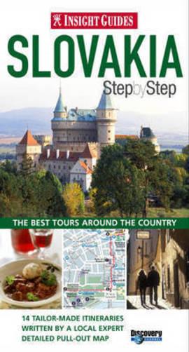 SŁOWACJA SLOVAKIA przewodnik INSIGHT STEP BY STEP