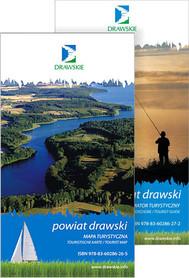 POWIAT DRAWSKI mapa i informator turystyczny 1: 90 000 EKOMAP