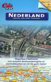 HOLANDIA atlas samochodowy 1:300 000 CITO