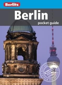 BERLIN przewodnik BERLITZ POCKET GUIDE 2014