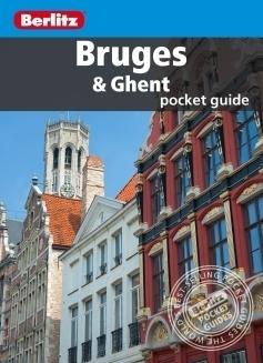 BRUGIA I GHENT przewodnik BERLITZ POCKET GUIDE 2014