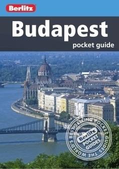 BUDAPESZT przewodnik BERLITZ POCKET GUIDE