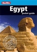 EGIPT POCKET GUIDE przewodnik BERLITZ