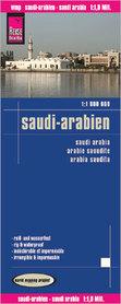 ARABIA SAUDYJSKA mapa 1:1 800 000 REISE KNOW HOW