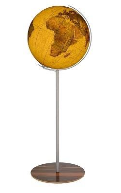 GLOBUS ROYAL czasza akrylowa, podstawa stal nierdzewna, o średnicy 40cm COLUMBUS