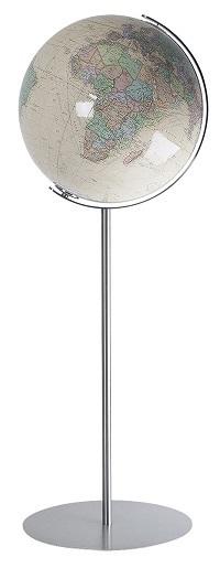 GLOBUS ROYAL czasza akrylowa, podświetlenie LED, o średnicy 40cm COLUMBUS