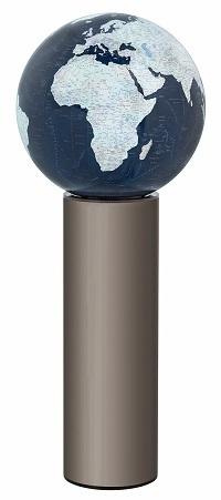 GLOBUS BLACK SERIES czasza akrylowa o średnicy 51 cm COLUMBUS