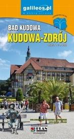 KUDOWA-ZDRÓJ mapa atrakcji turystycznych 1:9 000 2015