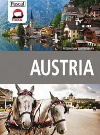 AUSTRIA przewodnik ilustrowany PASCAL