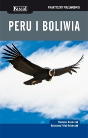 PERU I BOLIWIA przewodnik PASCAL