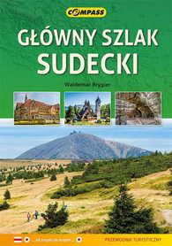 GŁÓWNY SZLAK SUDECKI przewodnik turystyczny COMPASS 2020