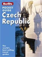 CZECHY pocket guide przewodnik BERLITZ