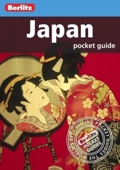 JAPONIA pocket guide przewodnik BERLITZ