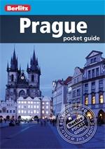 PRAGA przewodnik BERLITZ POCKET GUIDE