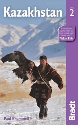 KAZACHSTAN przewodnik turystyczny BRADT