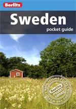 SZWECJA pocket guide przewodnik BERLITZ